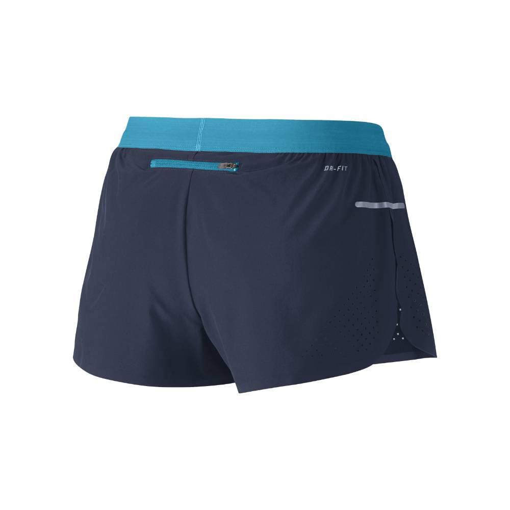 Nike Race Woven Shorts Dame Marine