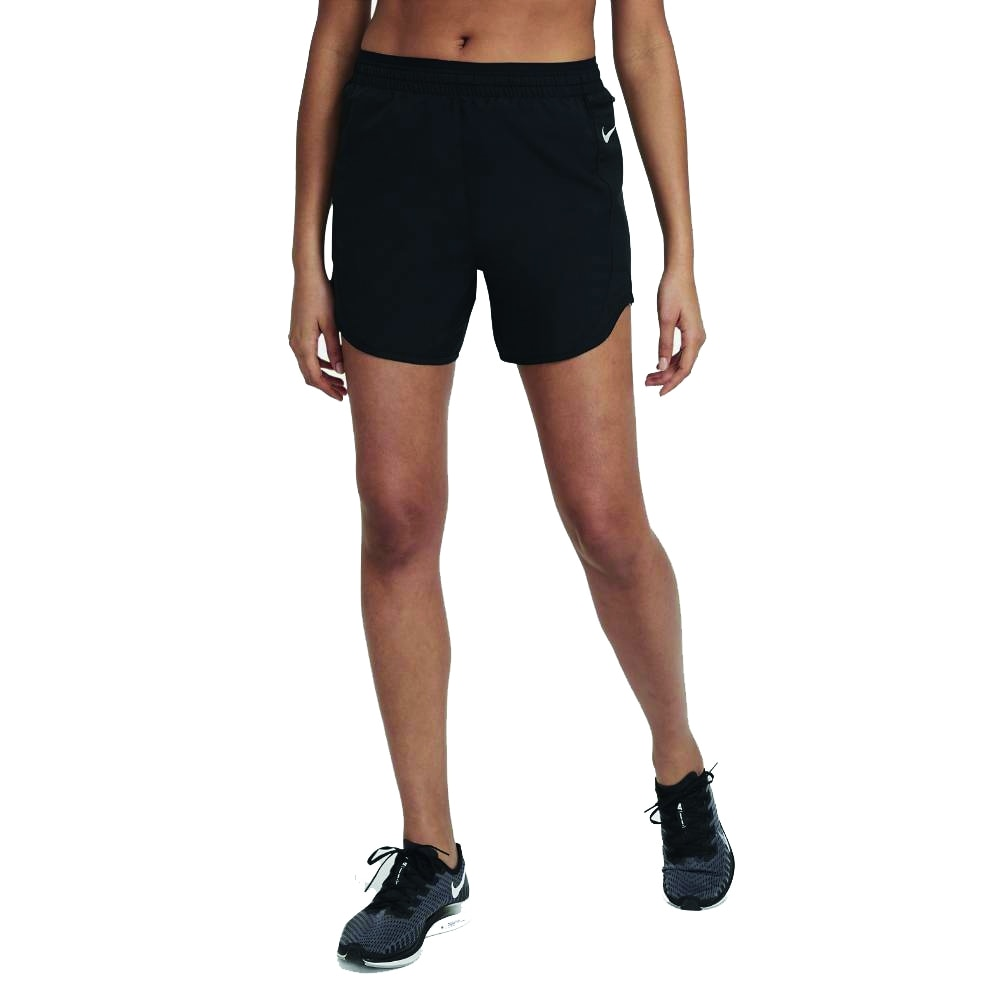 Nike Tempo Luxe Løpeshorts 5IN Dame Sort