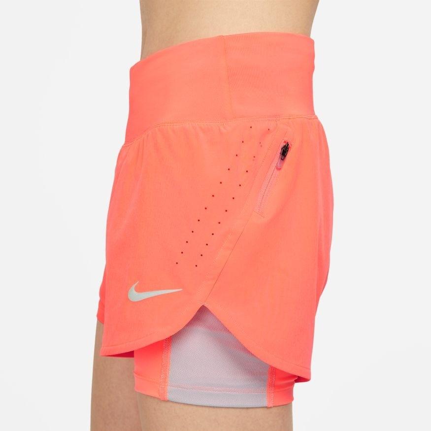 Nike Eclipse 2in1 Treningsshorts Dame Mango