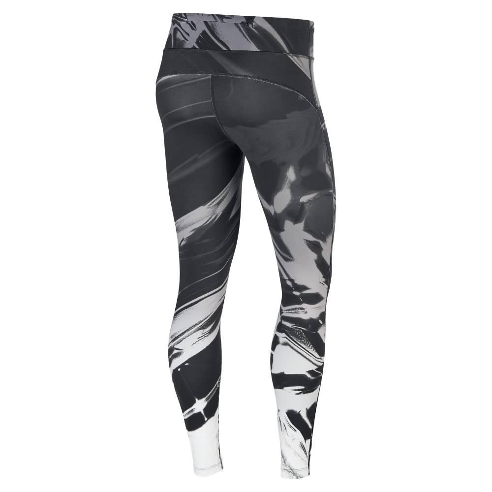 Nike Power Epic Lux Løpetights Dame Sort/Hvit