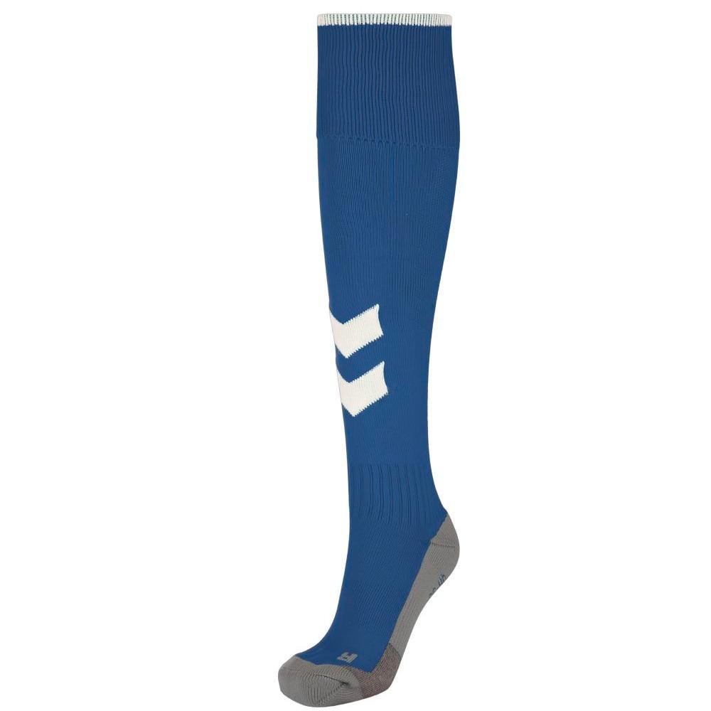 Hummel Fundamental Fotballstrømper Blå