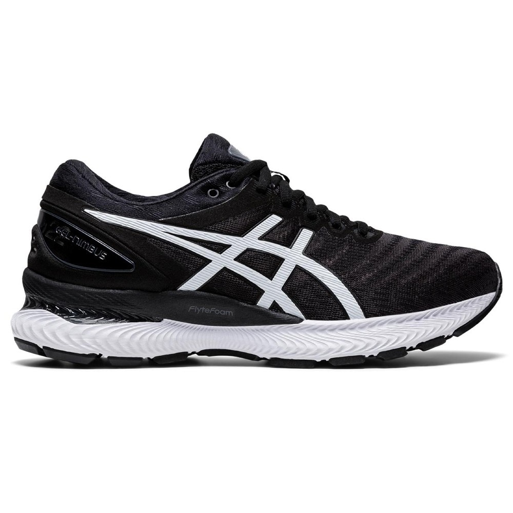 Asics Gel-Nimbus 22 Joggesko Dame Sort