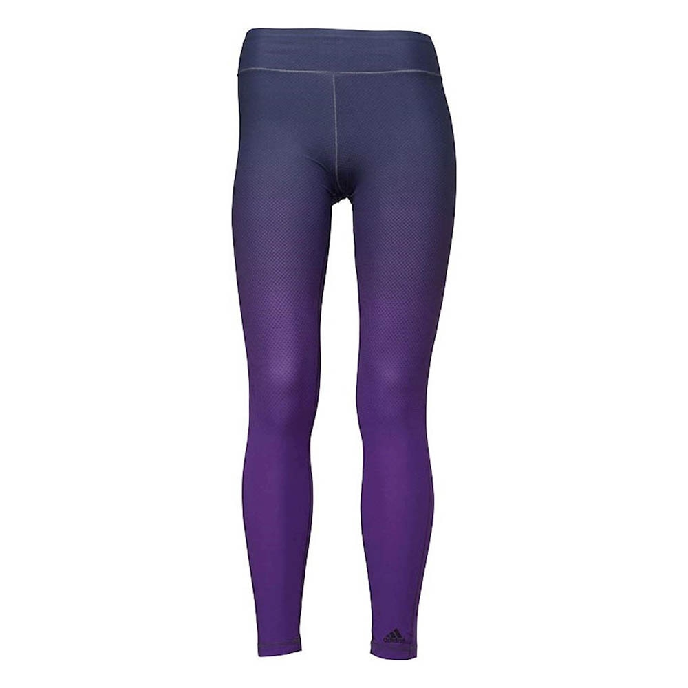 Adidas Miracle Sculpting Tights Dame Lilla