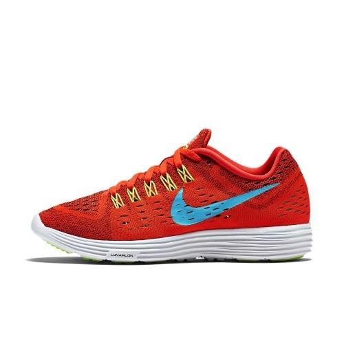 Nike Lunartrainer Dame Bright Crimson Joggesko