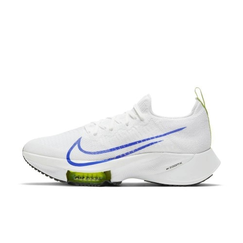 Nike Air Zoom Tempo Next% Flyknit Joggesko Herre Hvit