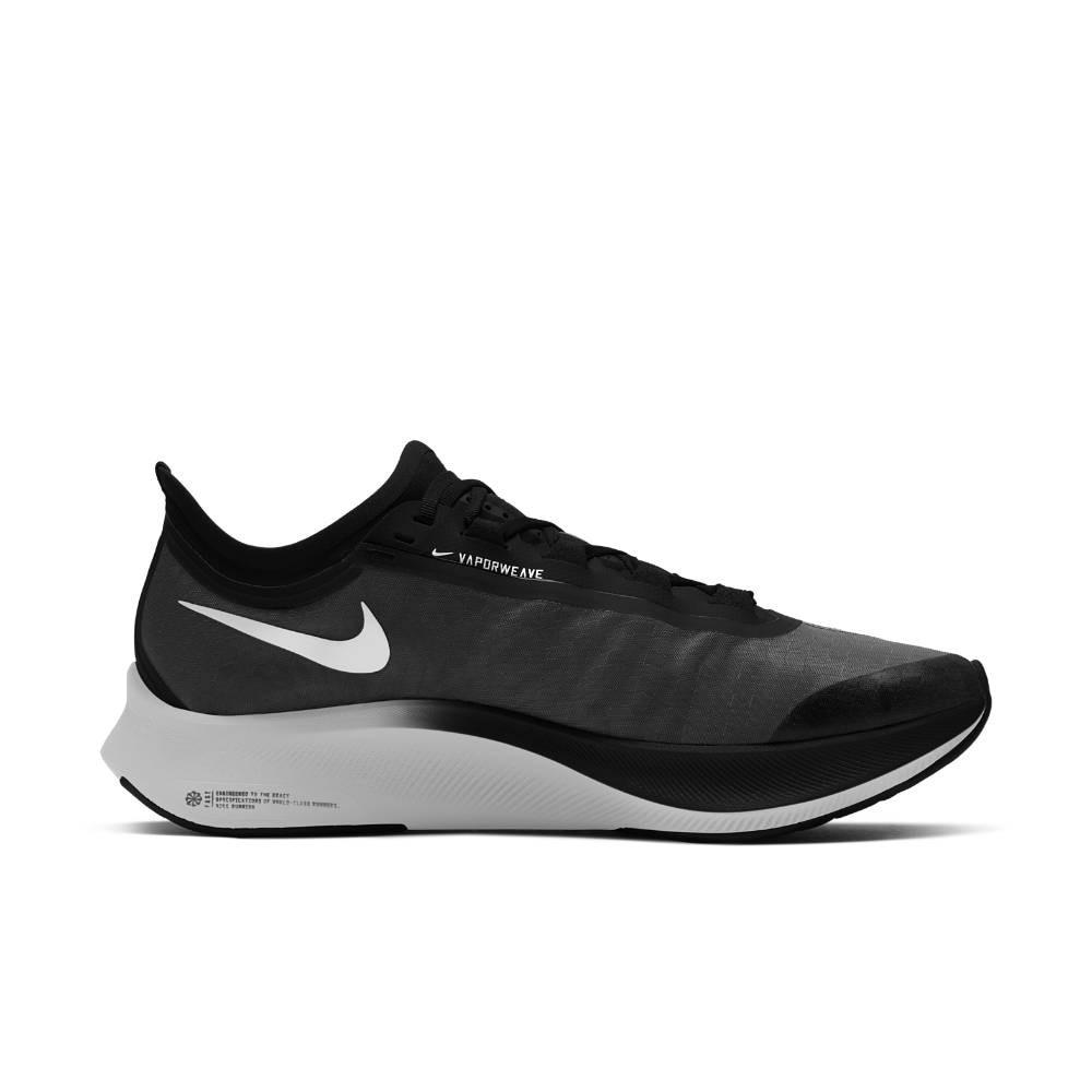 Nike Zoom Fly 3 Joggesko Herre Sort/Hvit