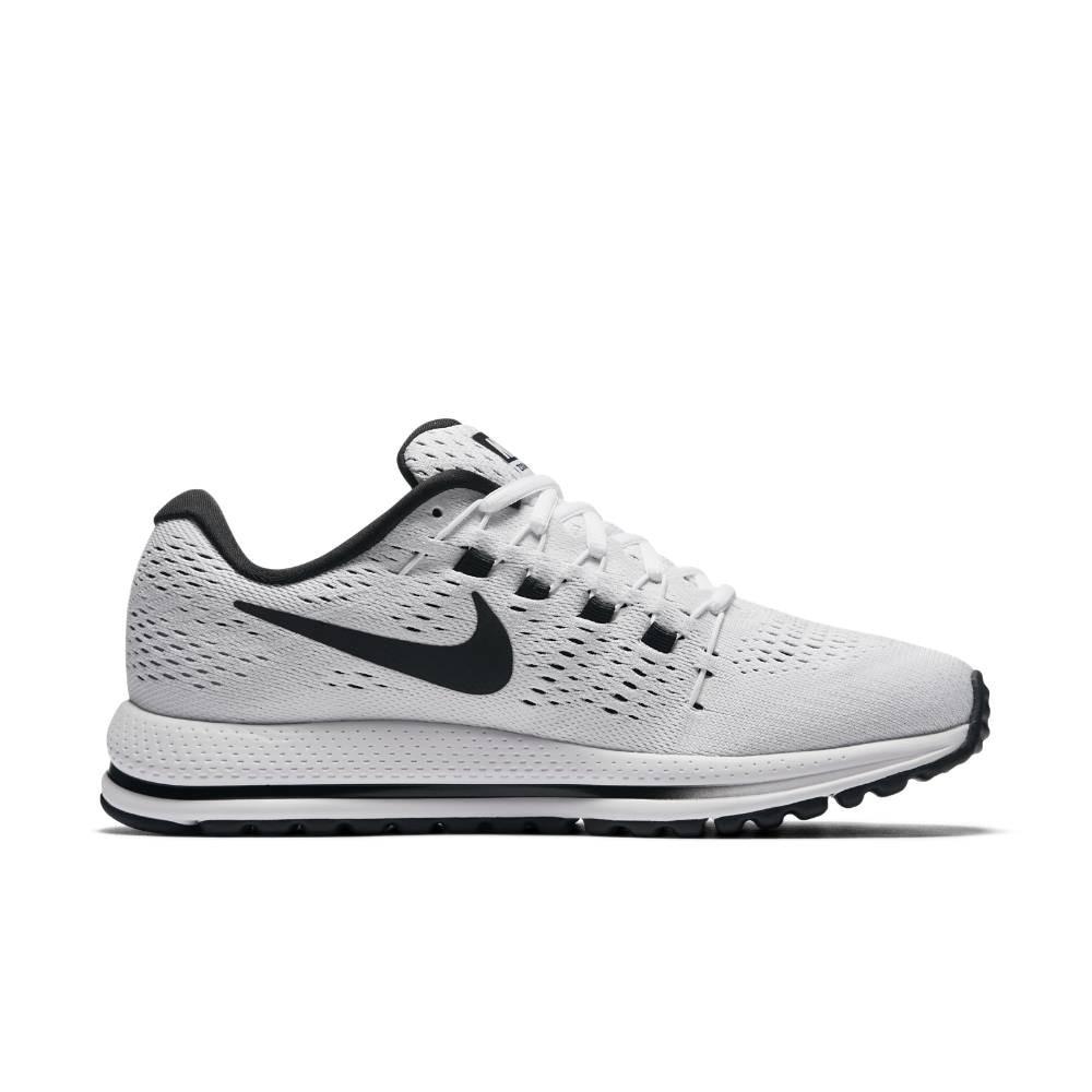 Nike Air Zoom Vomero 12 Joggesko Dame Hvit/Grå