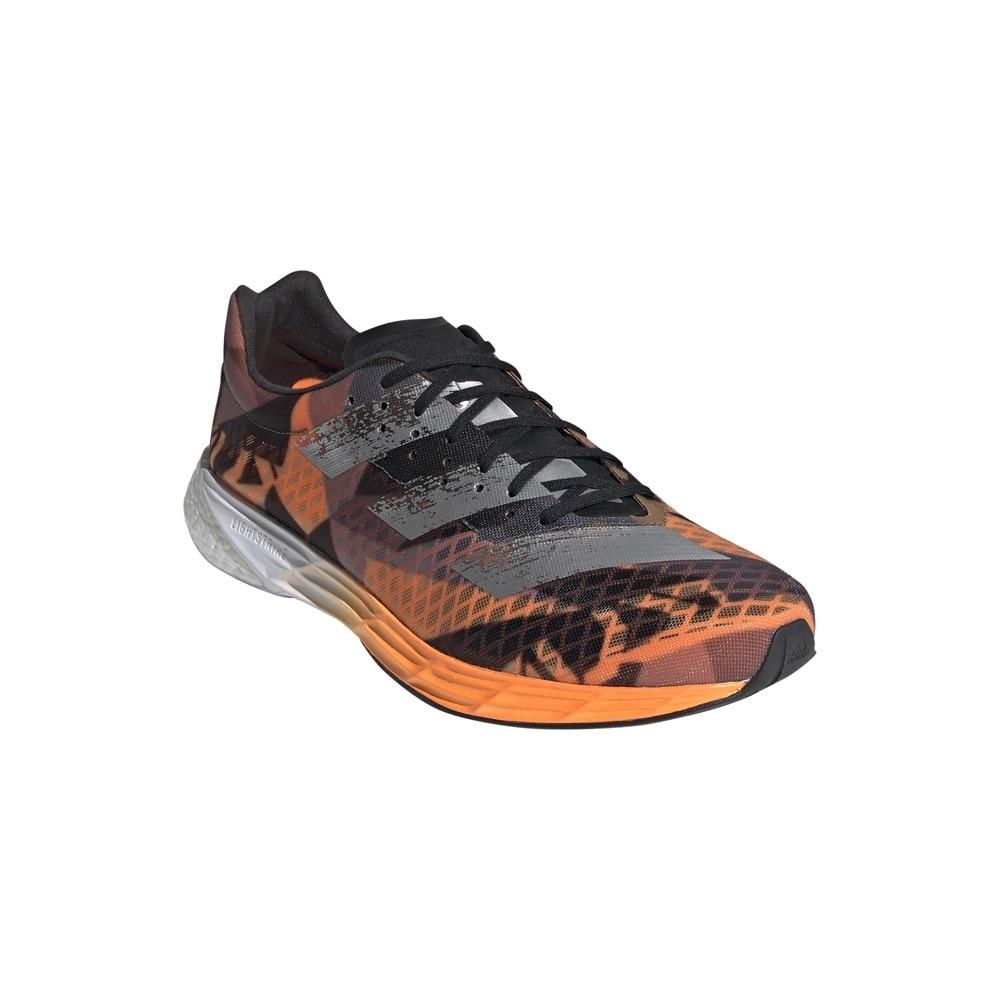 Adidas Adizero Pro Joggesko Herre Sort/Oransje