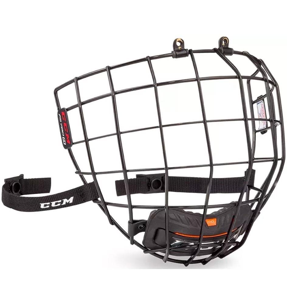 Ccm 780 Hockeyhjelm Gitter Svart