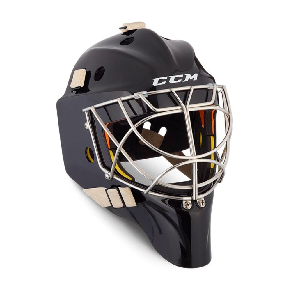 Ccm AXIS PRO Keepermaske Hockey Non-Certified Cat Eye Svart