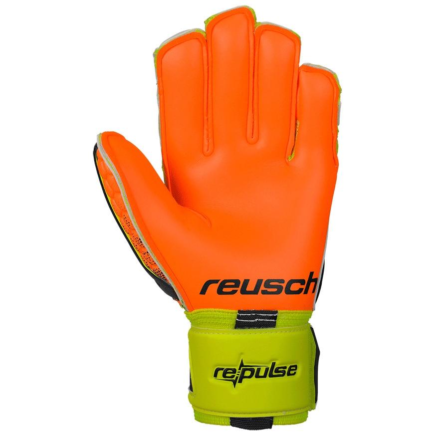 Reusch Repulse Pro G2 Keeperhanske Oransje/Gul
