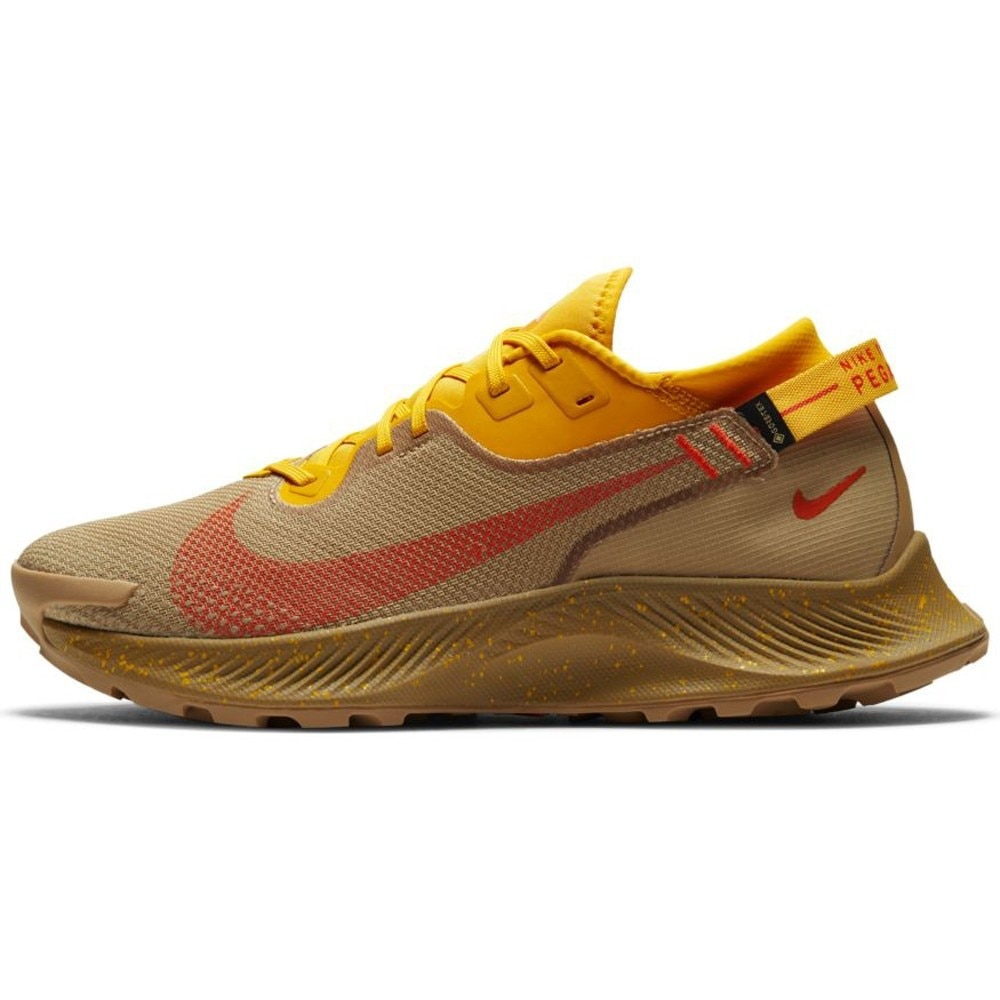 Nike Air Zoom Pegasus Trail 2 GoreTex Joggesko Herre Gul