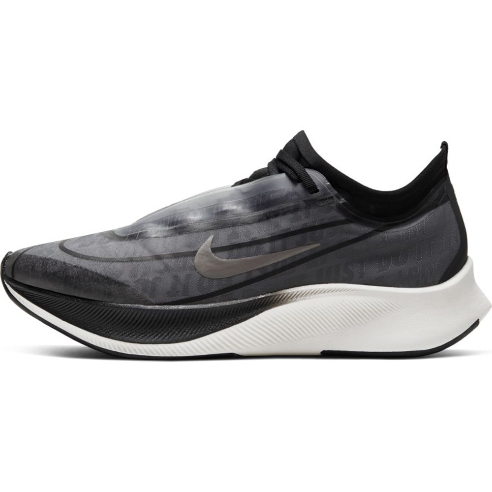 Nike Zoom Fly 3 Joggesko Dame Sort