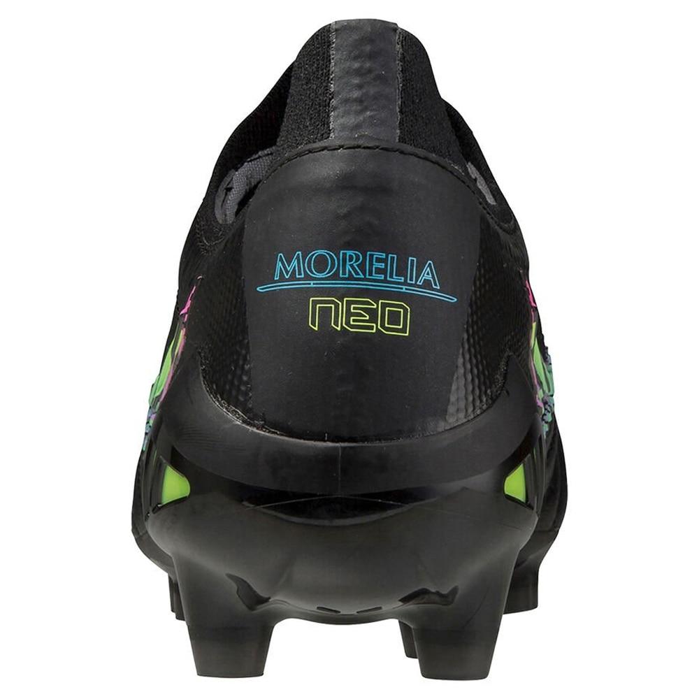 Mizuno Morelia Neo III Beta Made In Japan FG Fotballsko Cyber Pack
