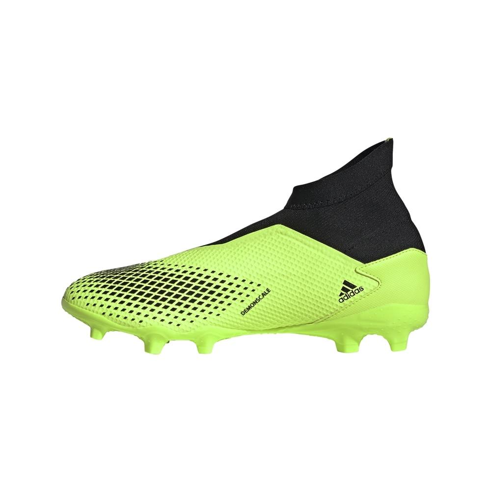Adidas Predator 20.3 Laceless FG/AG Fotballsko Precision To Blur Pack