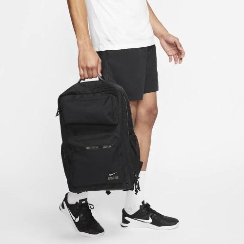 Nike Utility Speed Ryggsekk Sort