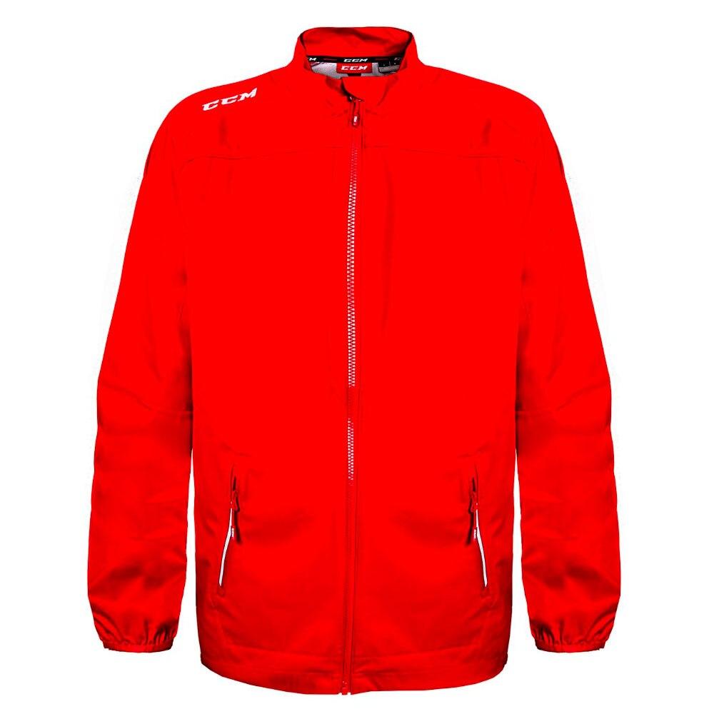 Ccm Junior Treningsjakke Rød