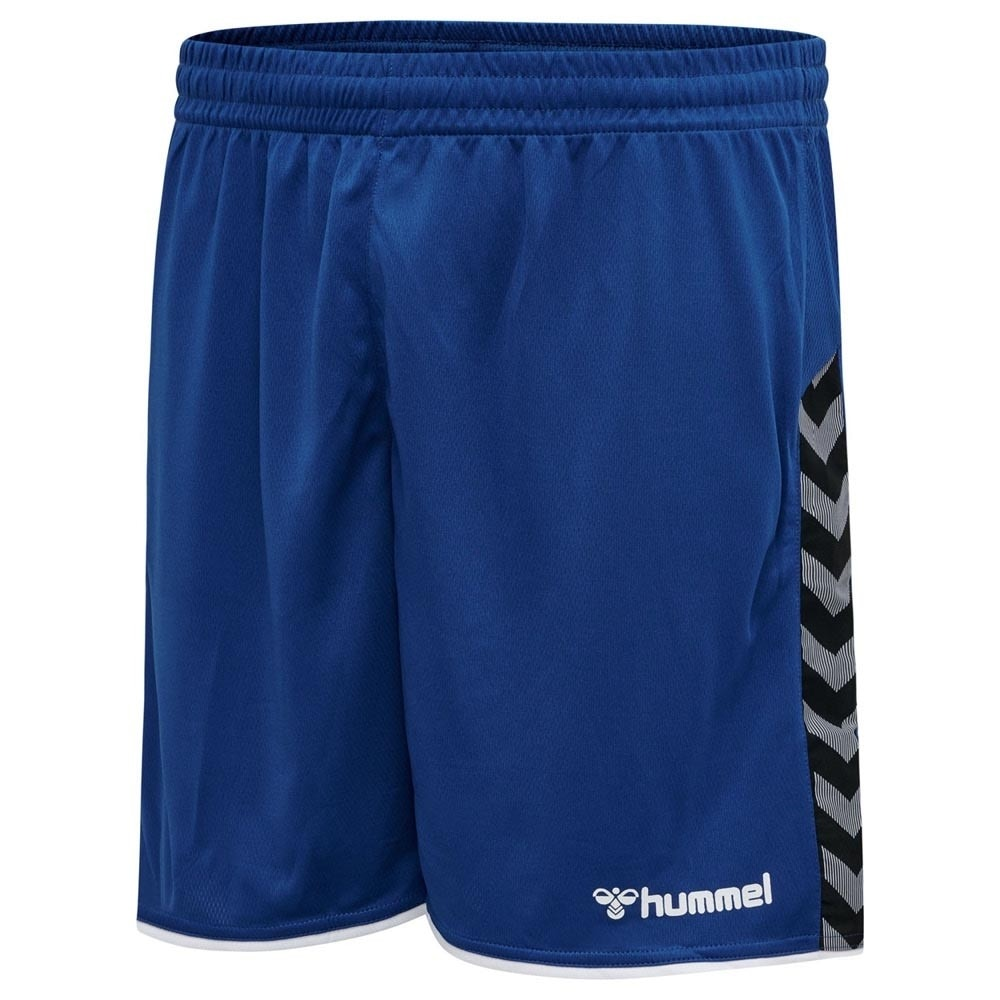Hummel Authentic Poly Shorts Barn Blå