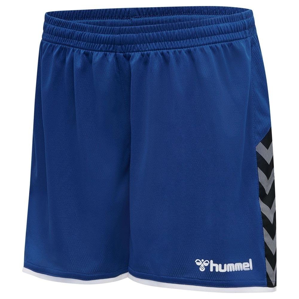 Hummel Authentic Poly Shorts Blå Dame