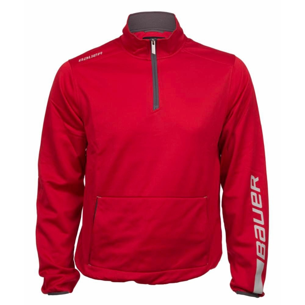Bauer Team Half Zip Junior Genser