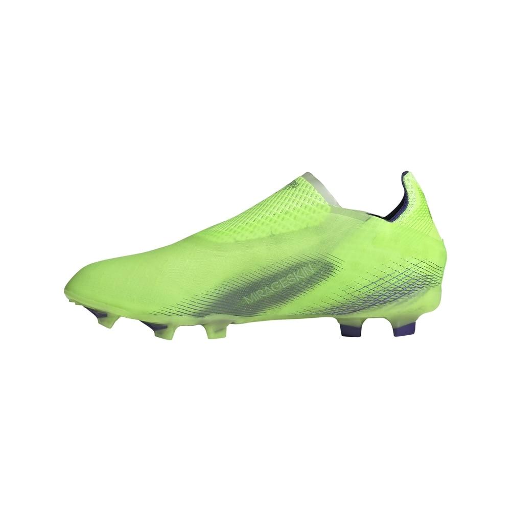Adidas X Ghosted+ FG/AG Fotballsko Barn Precision To Blur Pack