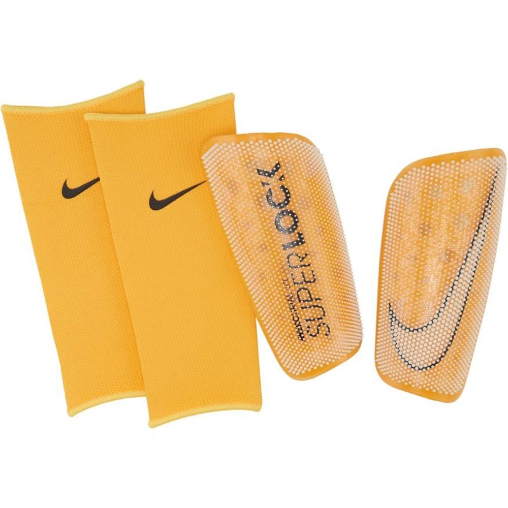 Nike Mercurial SuperLock FlyLite Leggskinn Daybreak Pack Gul