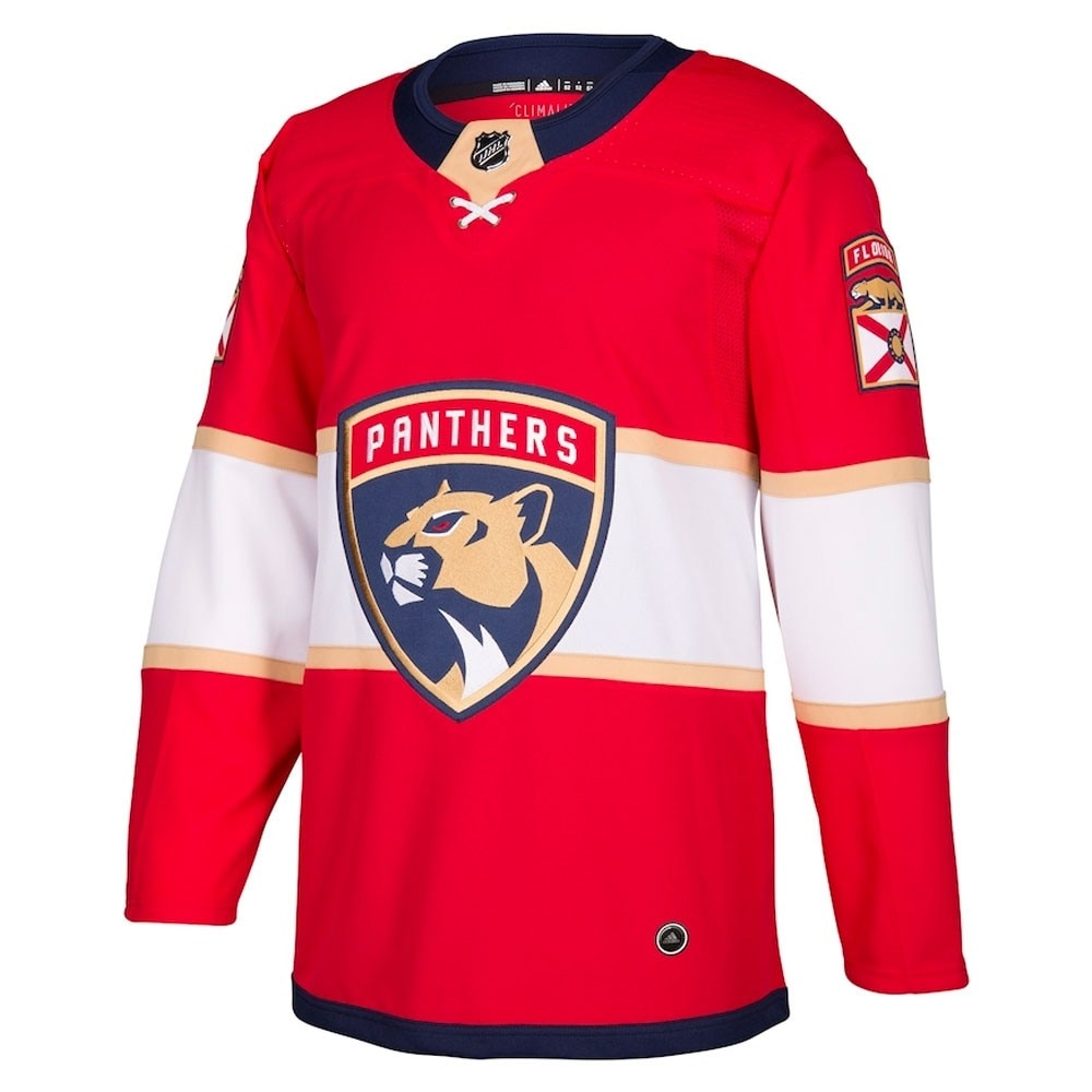 Adidas NHL Authentic Pro Hockeydrakt Florida Panthers Hjemme