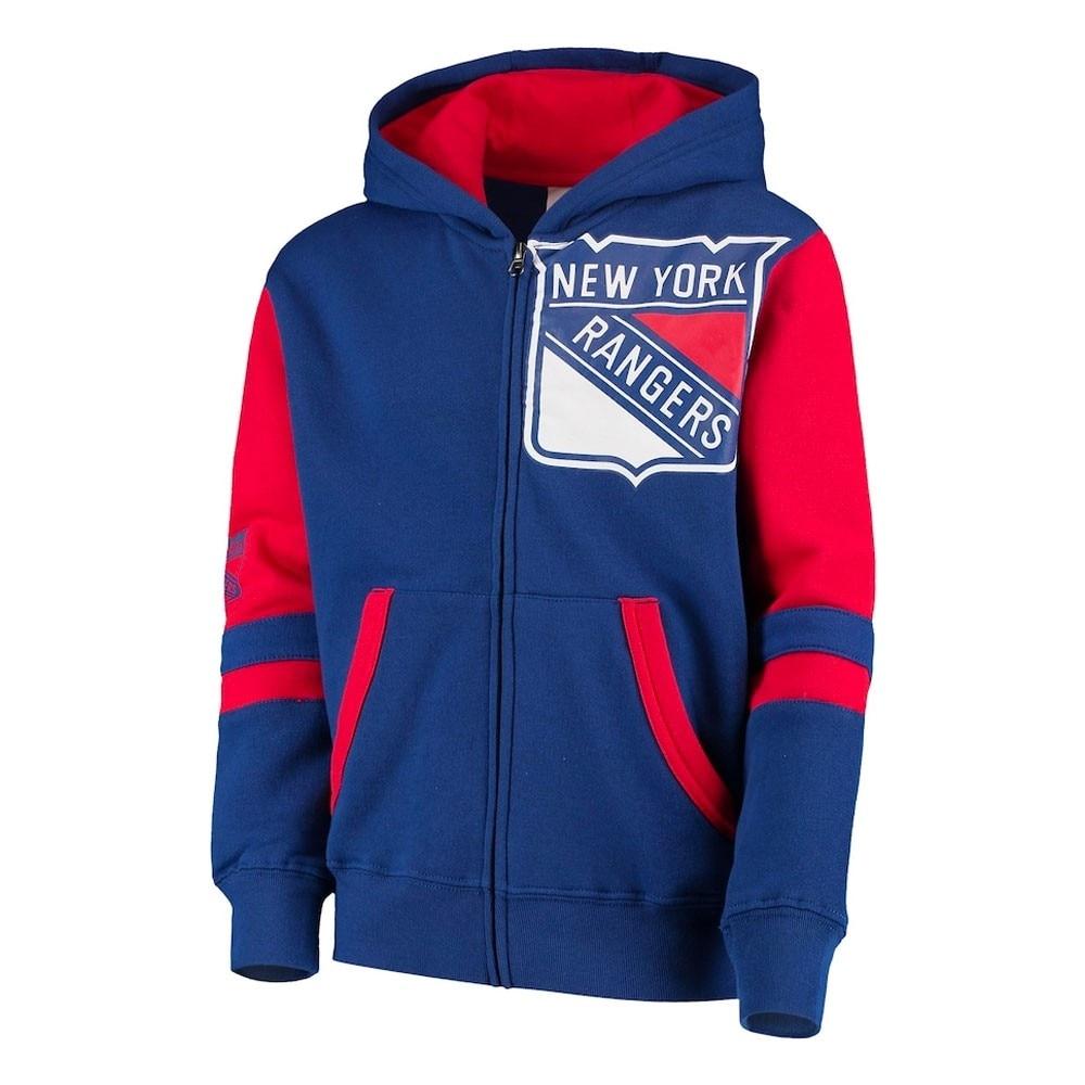 Outerstuff NHL Face off Hettegenser Barn New York Rangers