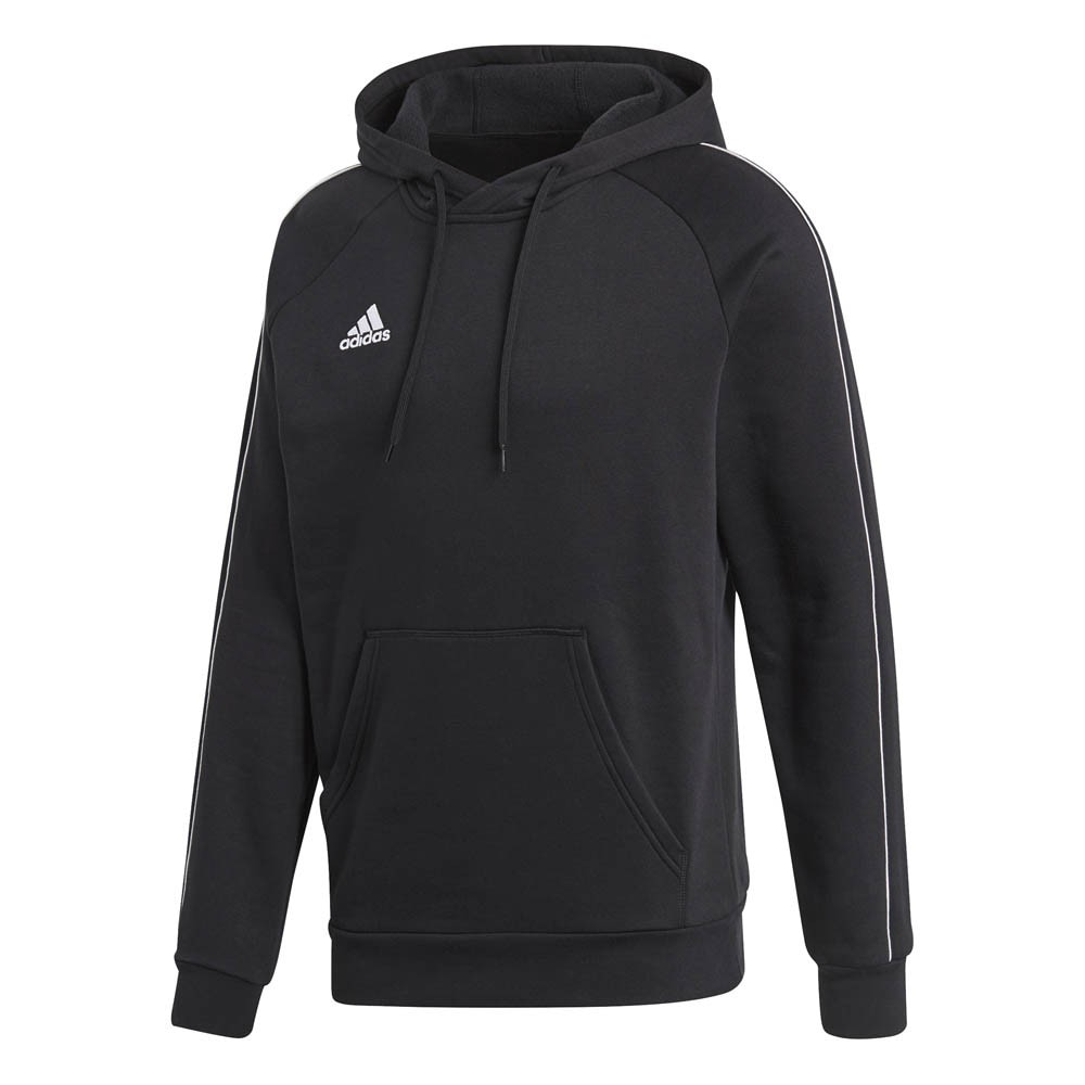 Adidas Core 18 Hettegenser Sort