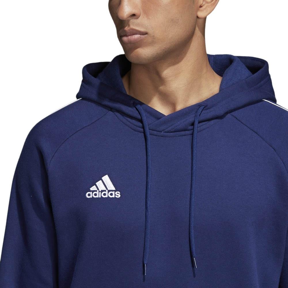 Adidas Core 18 Hettegenser Marine
