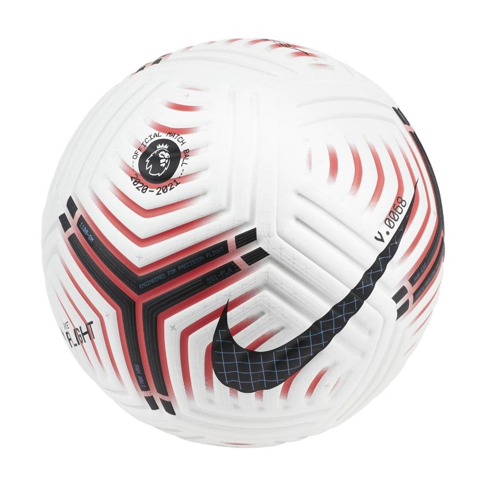 Nike Flight Premier League Matchball Fotball 2020/21 Hvit