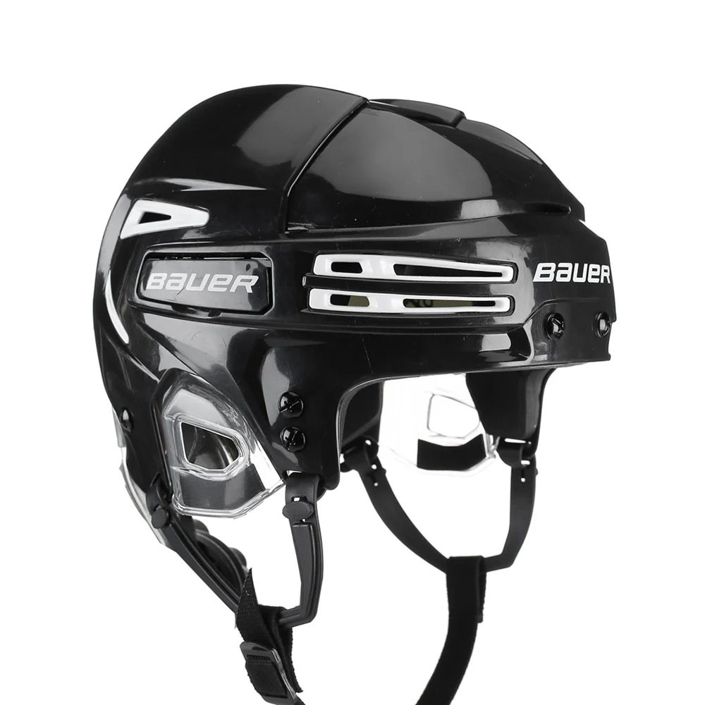 Bauer RE-AKT 75 Hockeyhjelm Svart