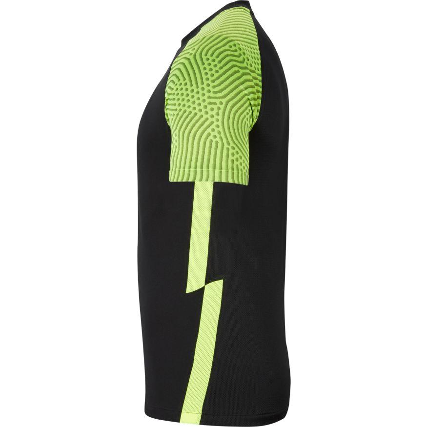 Nike Dry Strike II Fotballdrakt Sort/Volt