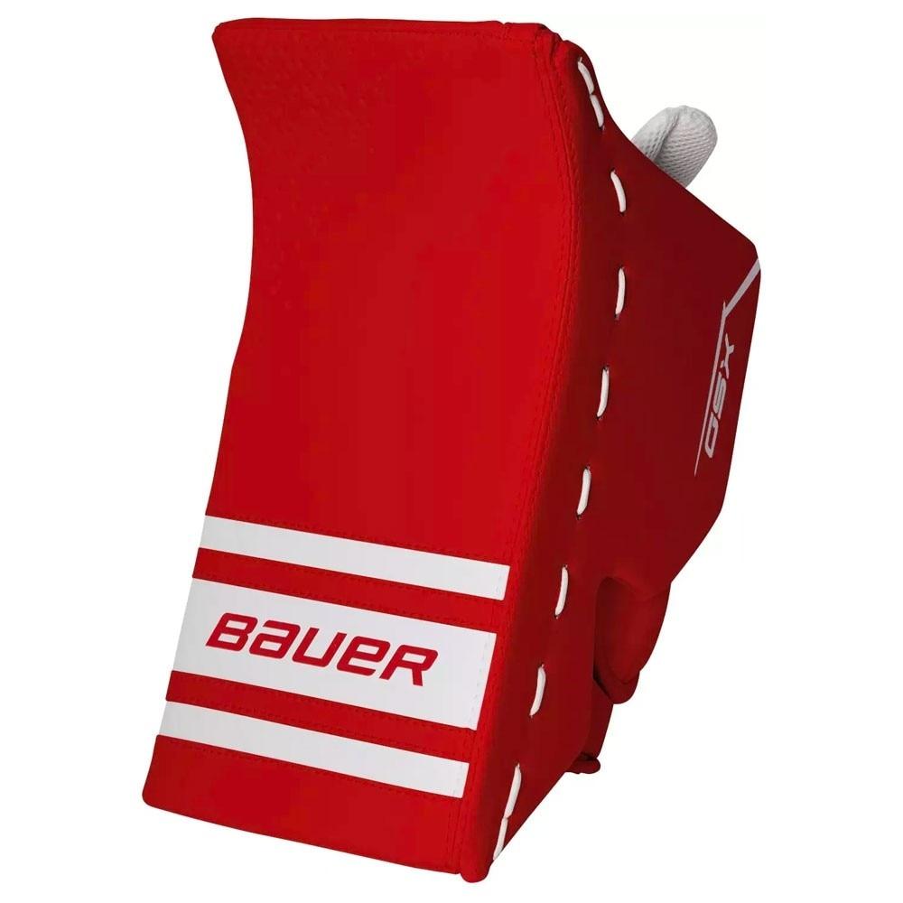 Bauer GSX Junior Spakhanske Rød