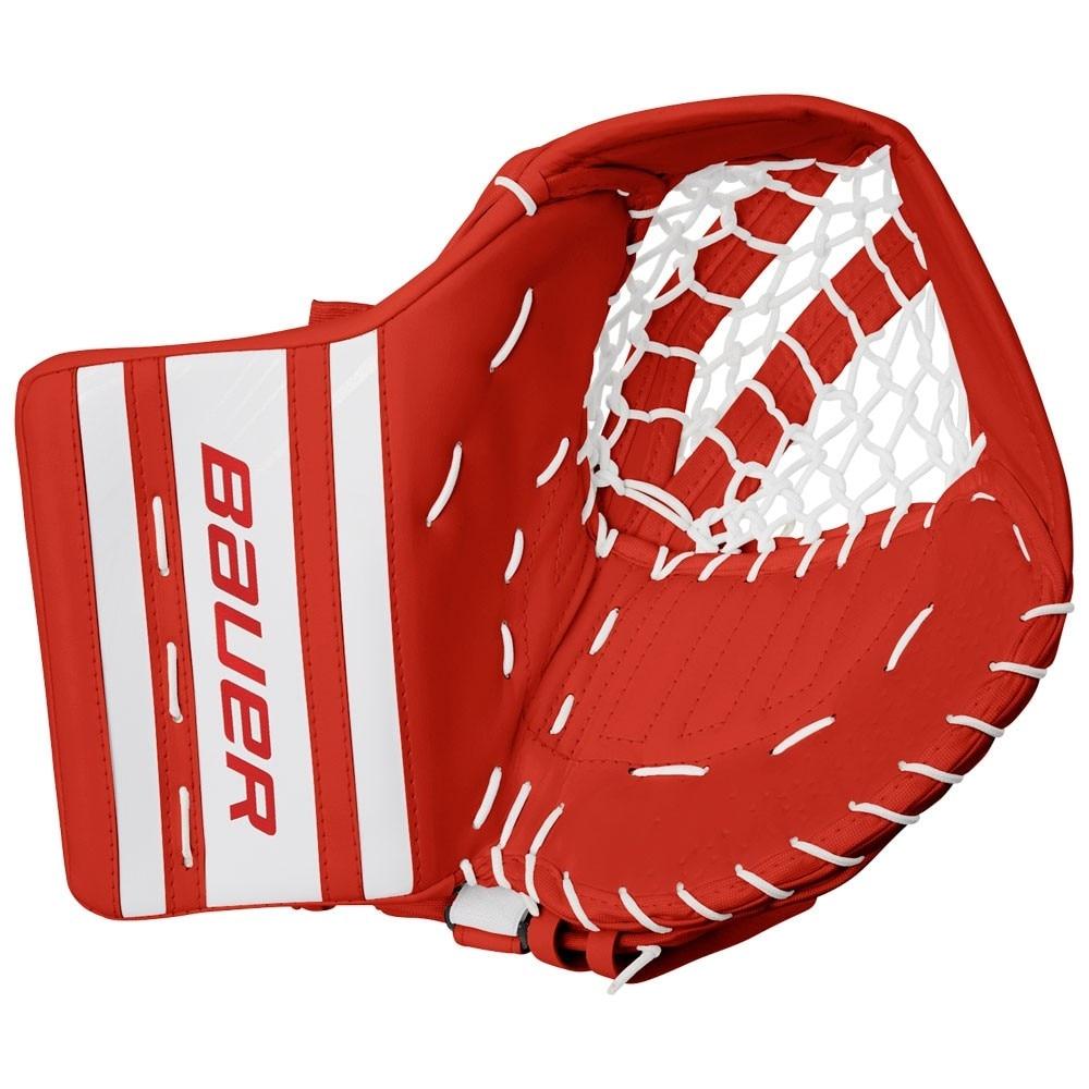 Bauer GSX Junior Snapphanske Rød