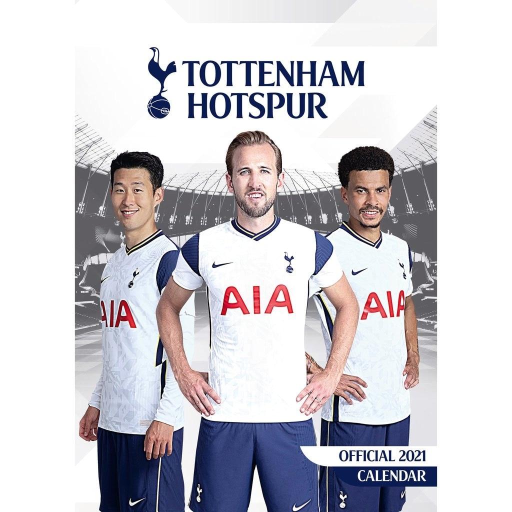 Tottenham Kalender 2021 A3