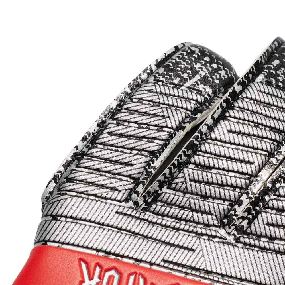 Adidas Predator Competition Keeperhansker Sølv