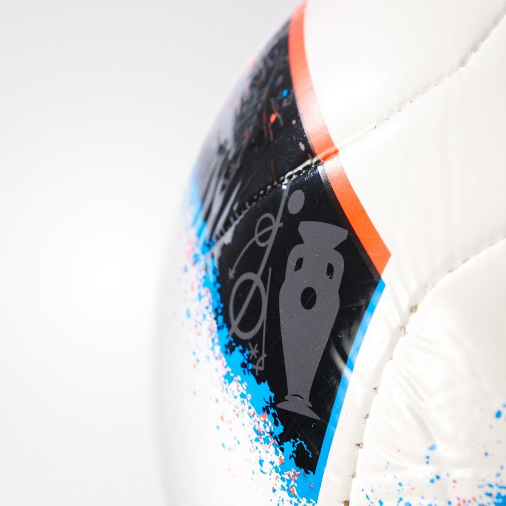 Adidas Fracas Euro 16 Finale Top Glider Fotball HVit
