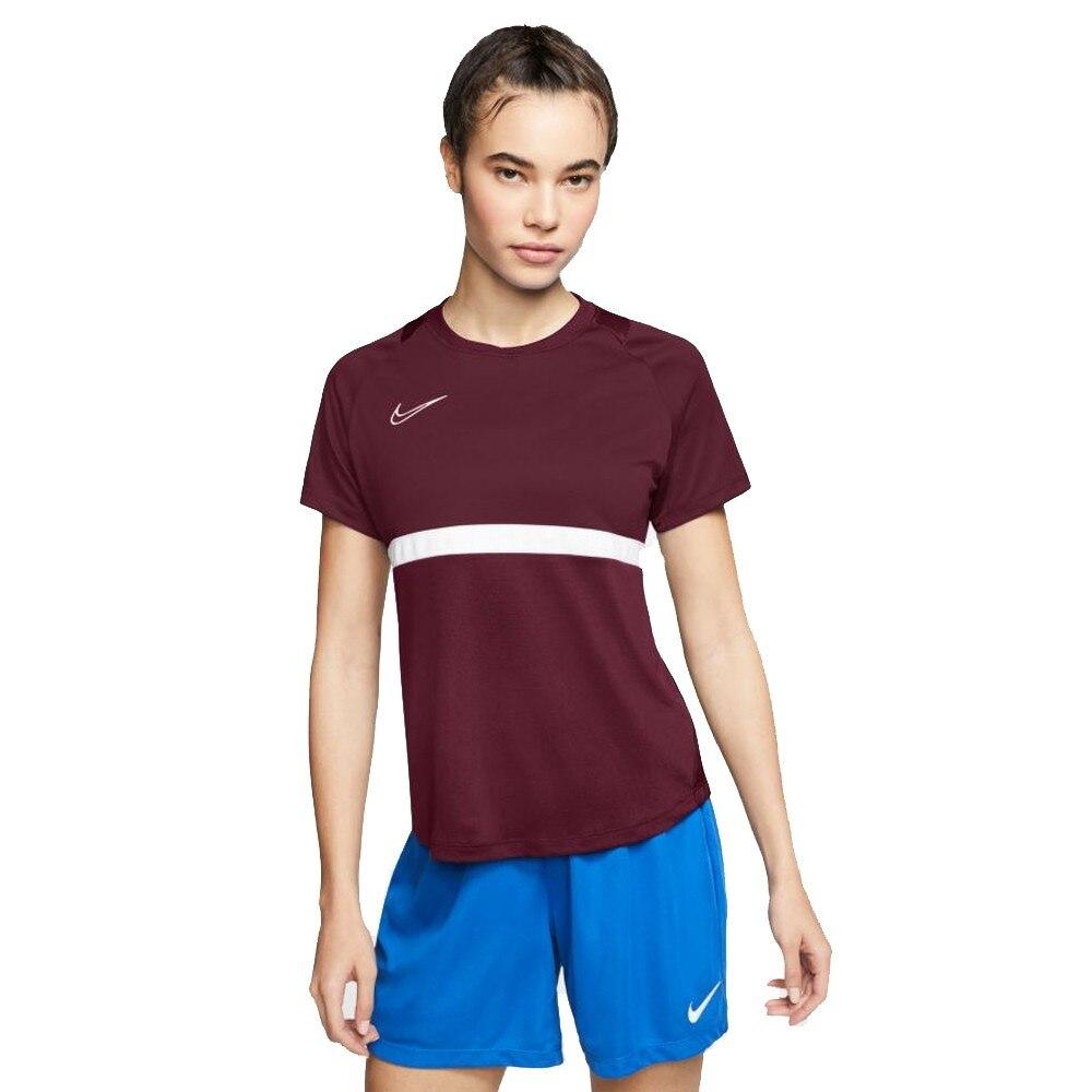 Nike Dry Academy Treningstrøye Dame Burgunder
