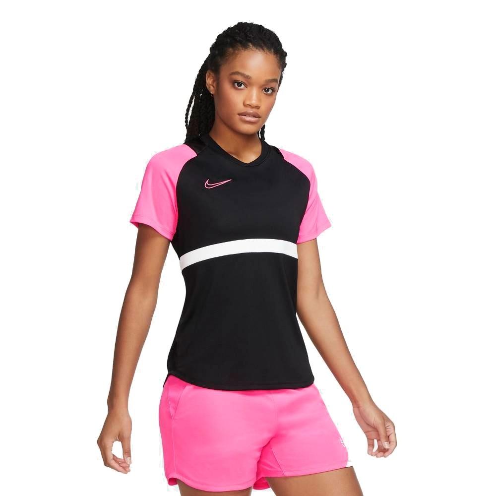 Nike Dry Academy Treningstrøye Dame Sort/Rosa