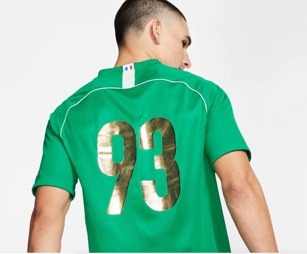 Nike Kylian Mbappé Dri-FIT Fotballtrøye Bondy