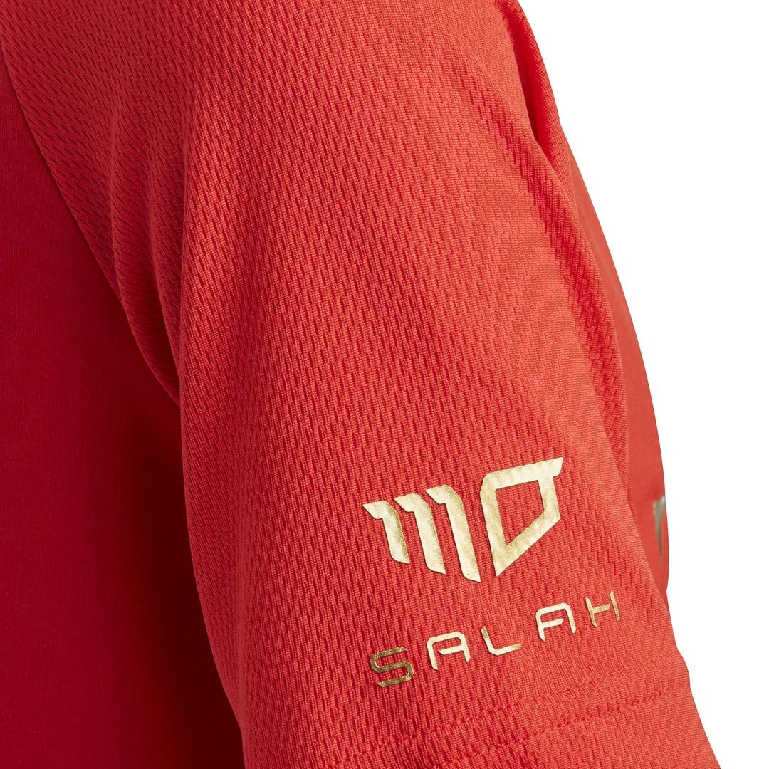 Adidas Salah Treningstrøye Barn Rød