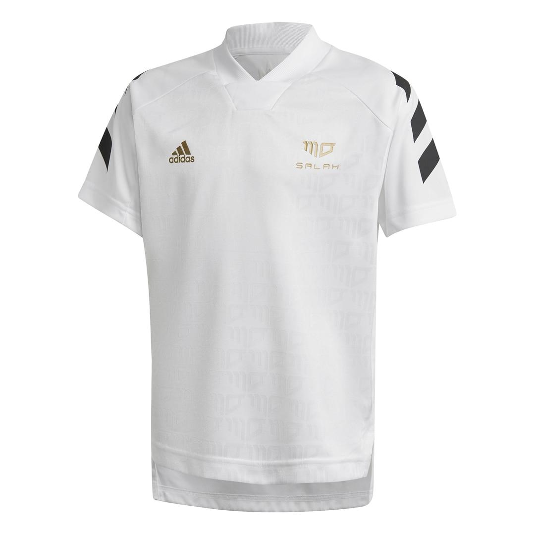 Adidas Salah Football-Inspired Treningstrøye Barn Hvit
