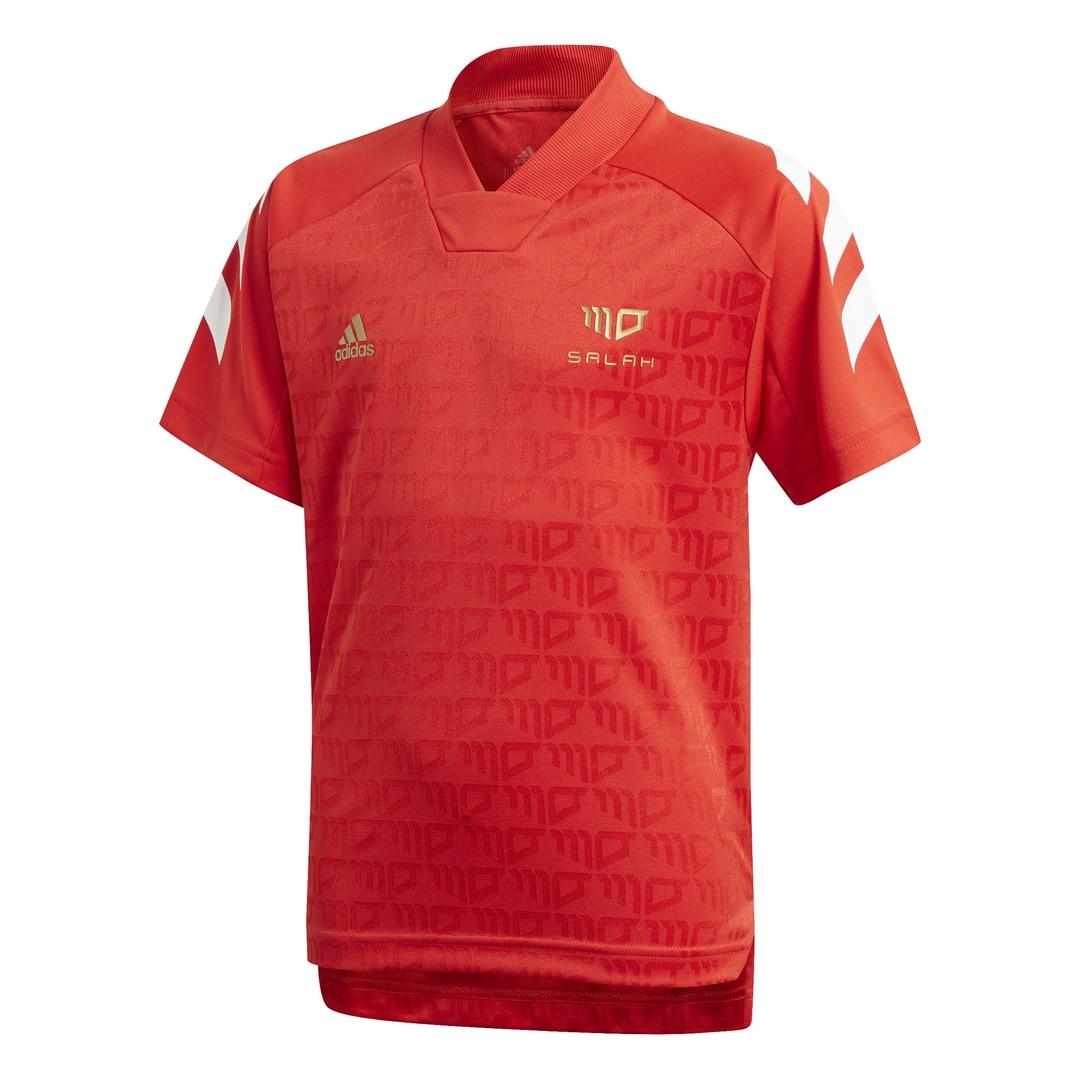 Adidas Salah Football-Inspired Treningstrøye Barn Rød