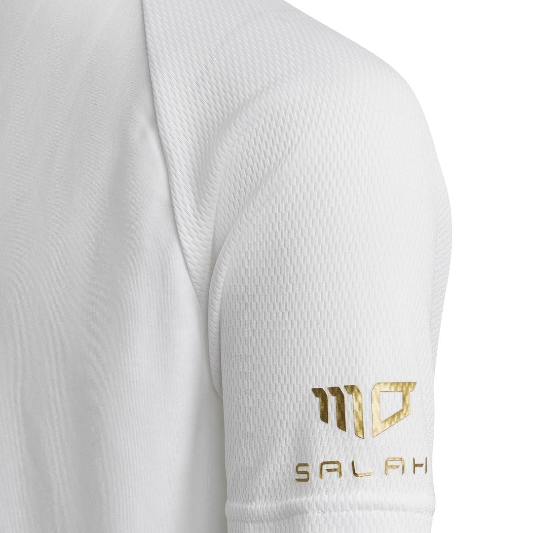 Adidas Salah Treningstrøye Barn Hvit
