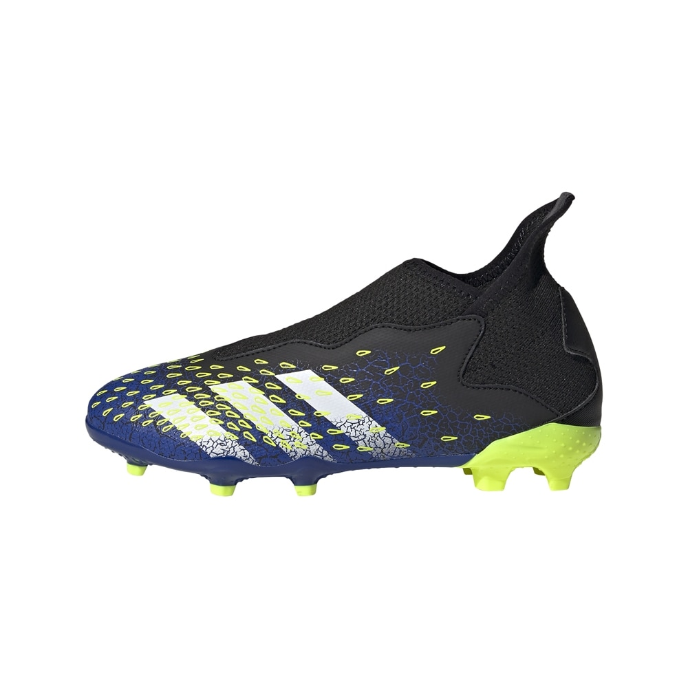 Adidas Predator Freak .3 Laceless FG/AG Fotballsko Barn Superlative Pack