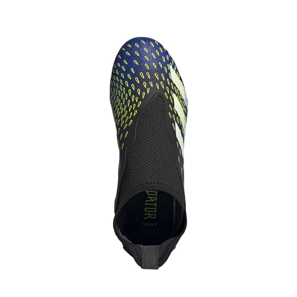Adidas Predator Freak .3 Laceless FG/AG Fotballsko Barn Superlative Pack