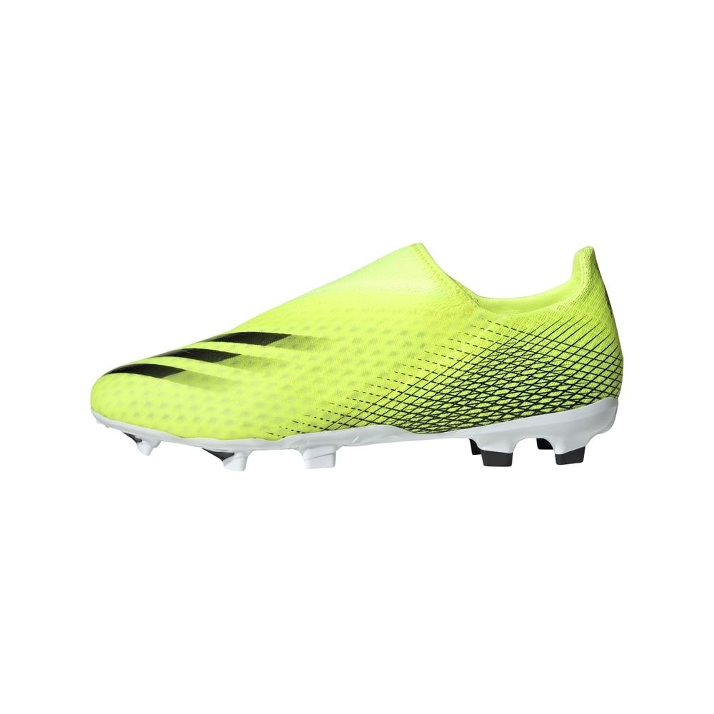 Adidas X Ghosted.3 Laceless FG/AG Fotballsko Superlative Pack
