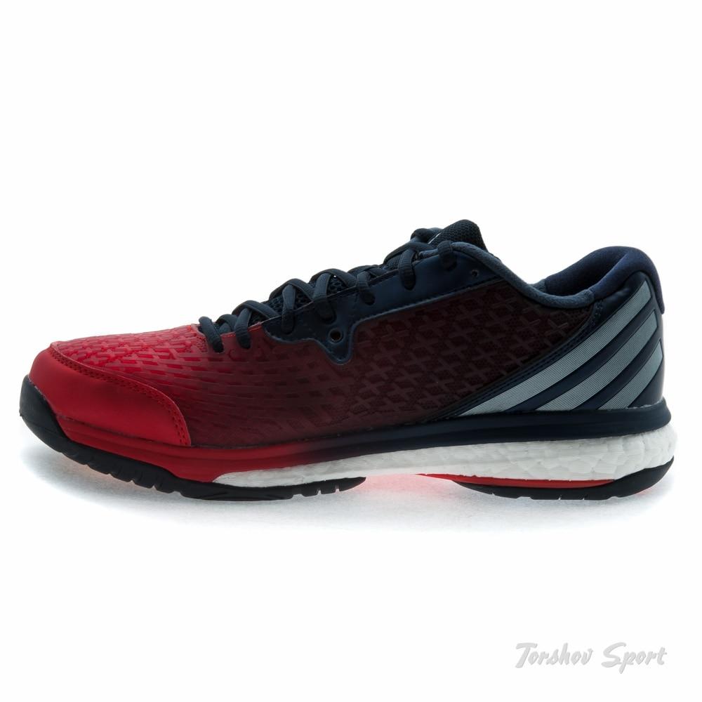 Adidas Energy Volley Boost 2.0 Hallsko Herre Rød/Sort