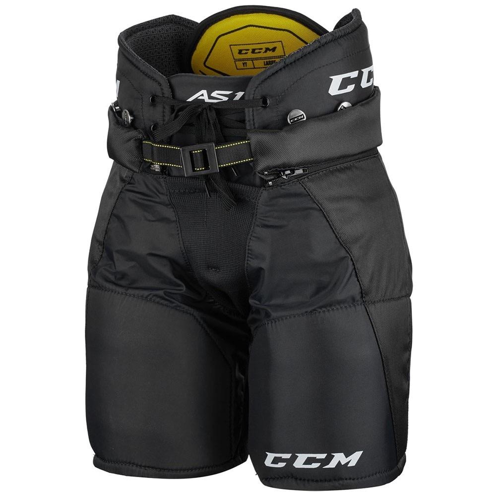 Ccm Super Tacks AS1 Barn Hockeybukse Svart